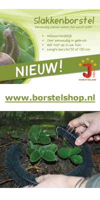 borstelshop slakken weren